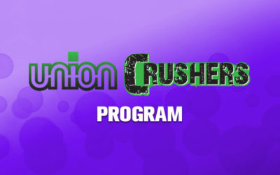 UNION Crushers – 2019 Fall Program