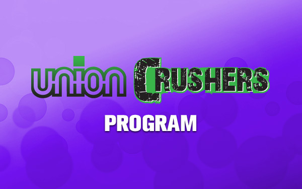 UNION Crushers – 2020 Spring Program